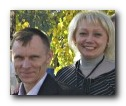Лилия и Андрей Акинины